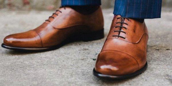 Cac mẫu giày nam - Giày Oxford nam