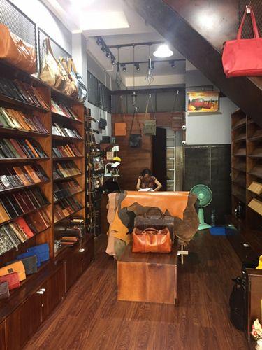 Cửa hàng bán ví nam Tphcm