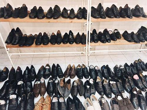 shop giày nam đẹp ở Sài Gòn