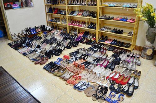 bán buôn giày dép hà nội