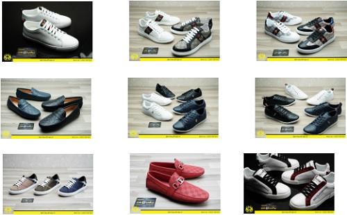 Shop giày nam đẹp ở tphcm