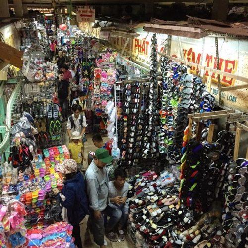 Chợ Bán Sỉ Giày Dép Tphcm