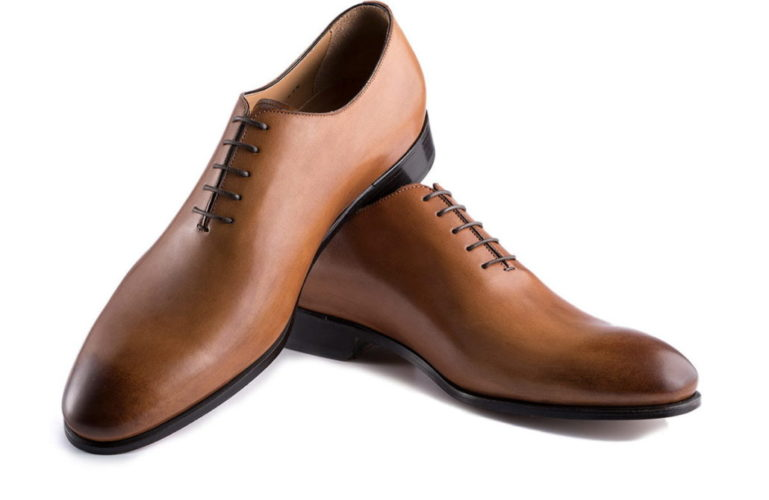 Wholecut - giày oxford