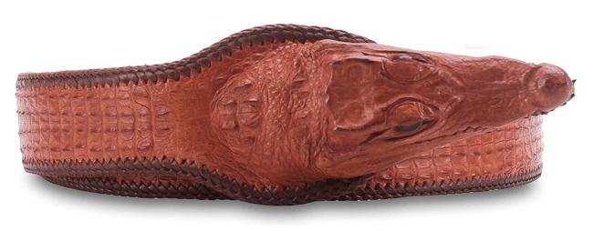 cơ sở sản xuất da cá sấu
