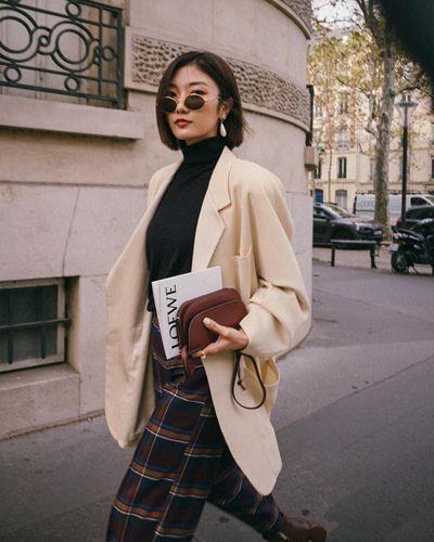 chọn áo khoác