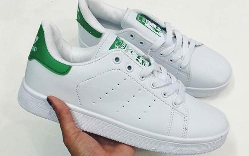 giày trắng nam nữ