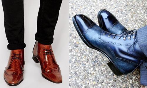 giày nam cao cổ