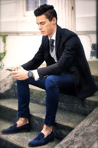giày mọi nam đẹp