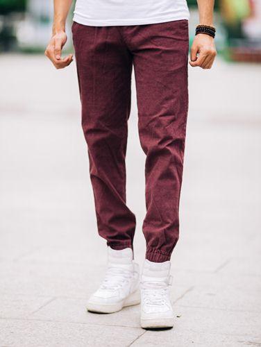 quần jogger kaki nam