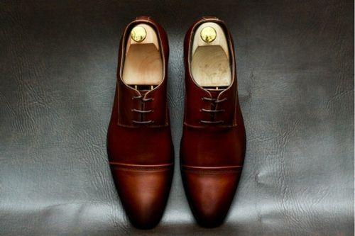 giày oxford nam chính hãng