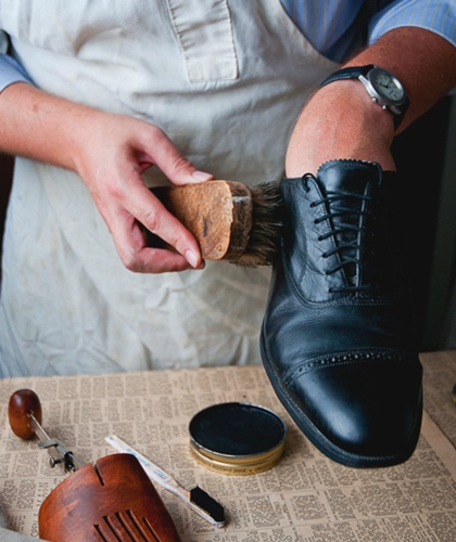 giày boot nam cao cấp