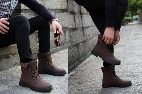 giày cổ cao nam tphcm