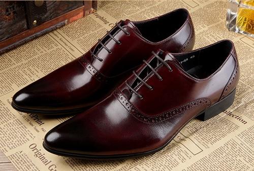 giày da bò nam đẹp