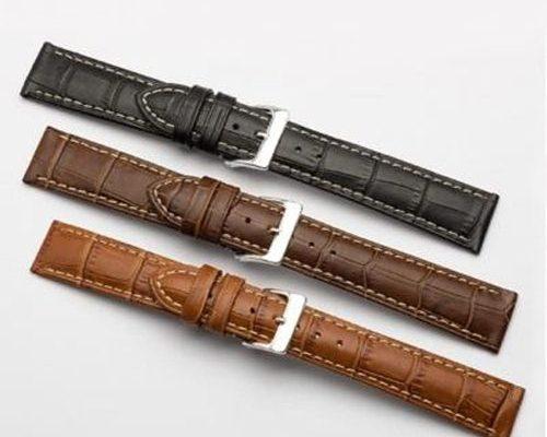 dây da đồng hồ chính hãng