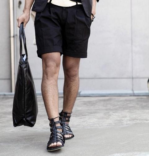 cách chọn sandal nam
