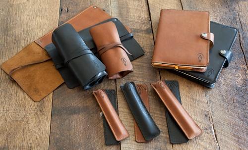 làm ví da handmade