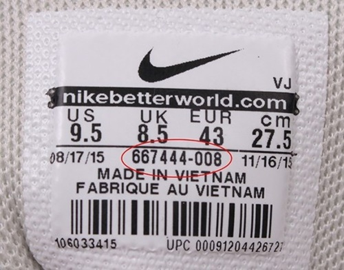giày nike authentic