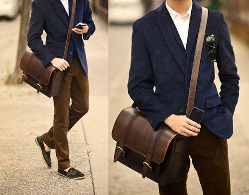 túi đeo chéo cho nam giới