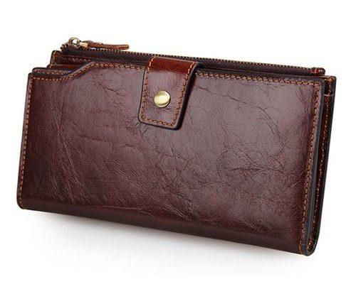 mẫu ví cầm tay nam