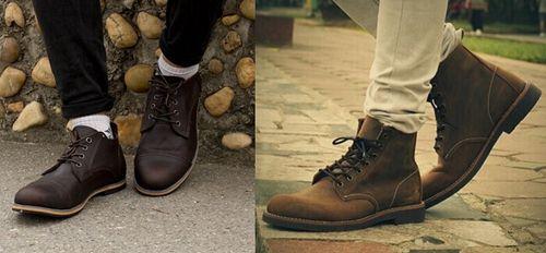 chăm sóc giày