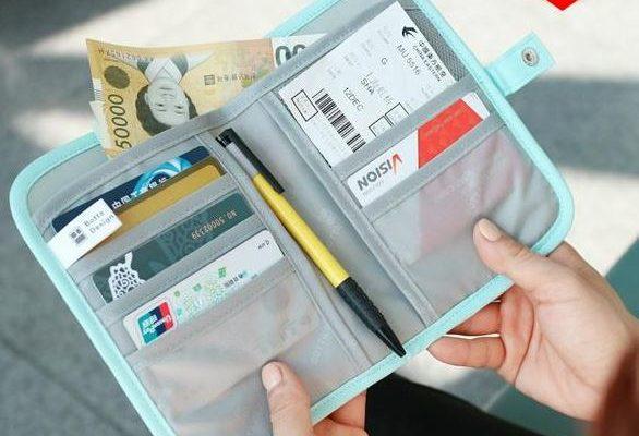 mẫu ví đựng passport