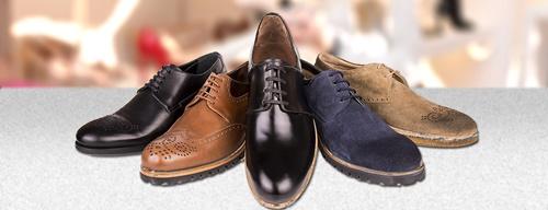 chọn giày cho nam