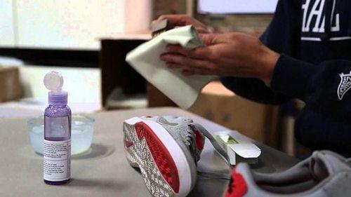 cách bảo quản giày thể thao