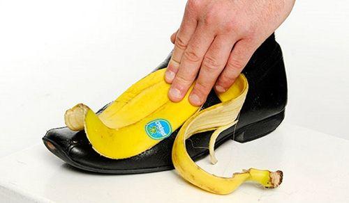 bảo quản giày da lộn