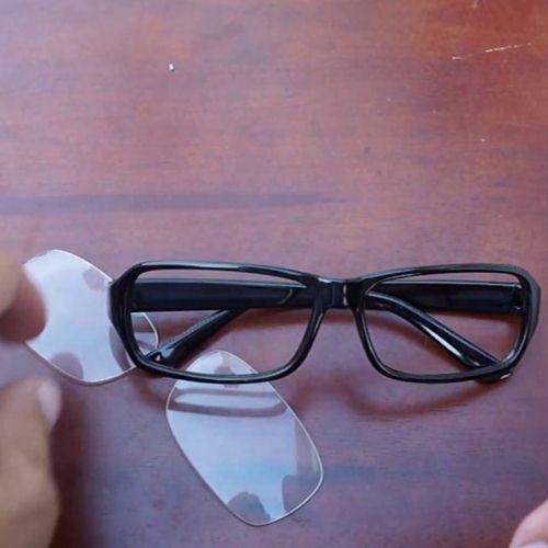 bảo quản mắt kính