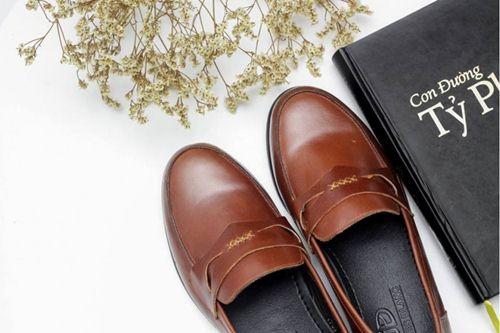 chọn giày nam công sở