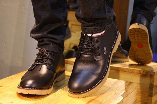 giày nam tăng chiều cao