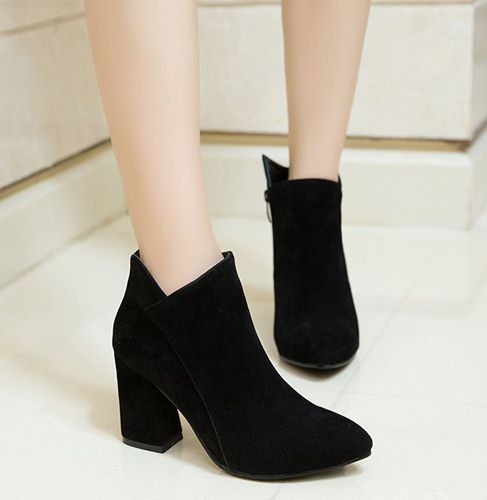 giày boot nữ cao cấp