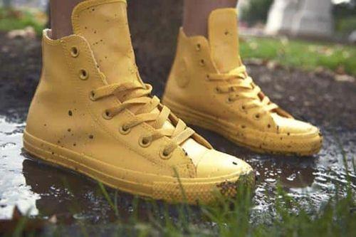 giày sneaker nữ trắng