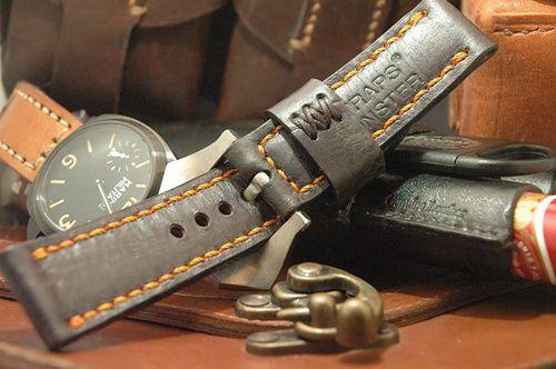 dây đồng hồ da bò chính hãng
