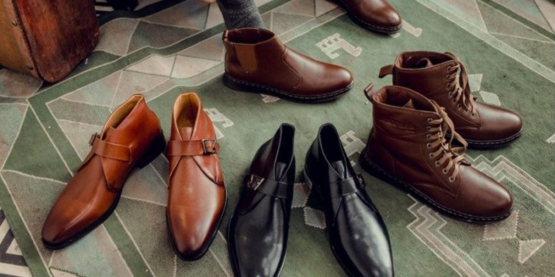 giày nam da bò cao cấp