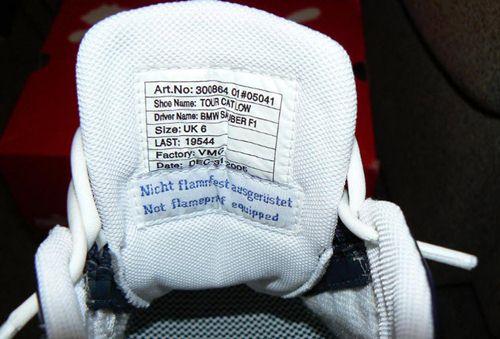 đo size giày nam
