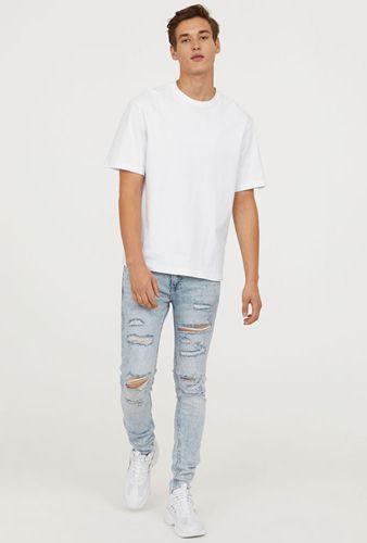 quần jean nam rách bụi