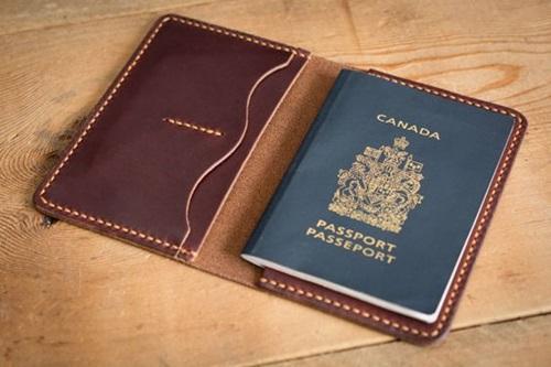 bao đựng hộ chiếu đẹp