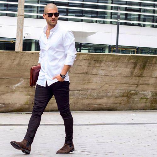 áo sơ mi trắng cao cấp