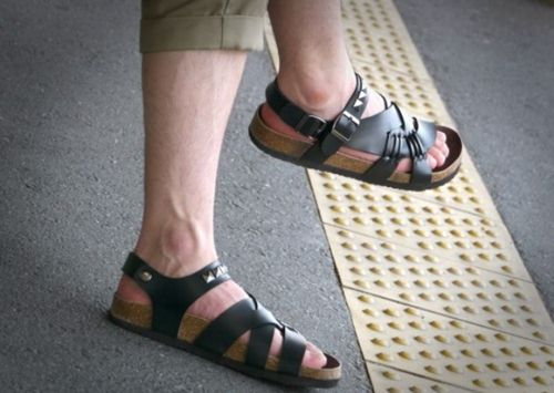 sandal nam cao cấp