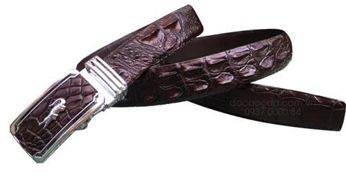 các loại dây nịt da cá sấu