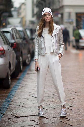 áo khoác da nữ