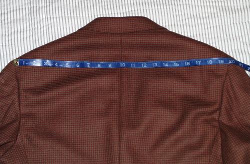 cách chọn size áo khoác nam