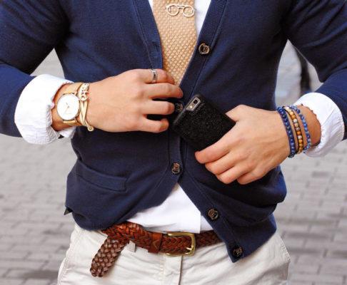 các loại dây nịt, Các loại dây nịt và danh sách các loại dây nịt cho phái nam và phái nữ