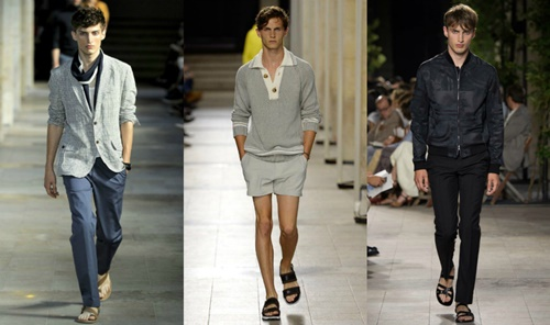 dép nam thời trang