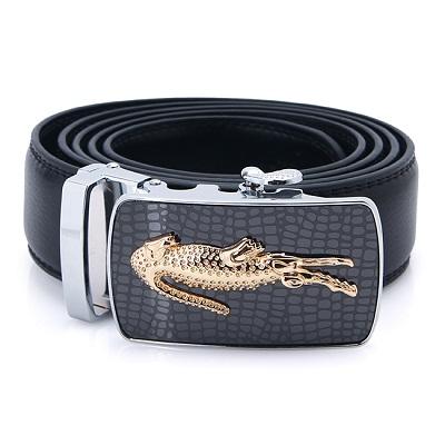 cách chọn dây nịt da cá sấu