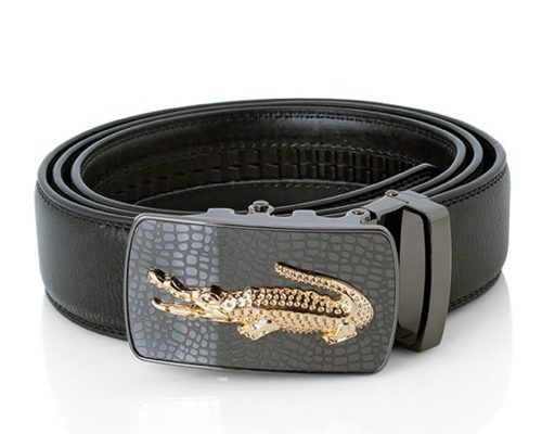 dây nịt da cá sấu giá rẻ