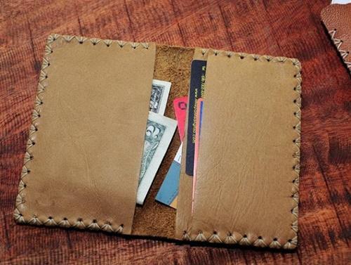 cách làm ví handmade