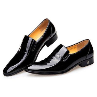 giày da bị nhăn