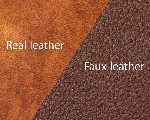 leather là gì